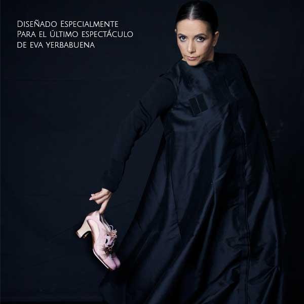 Begoña Cervera Flamencoschuhe Modell Cuentos de Azúcar maßgeschneidert