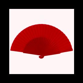 Flamenco Fächer Pericón 31cm rot