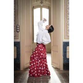 Flamenco Skirt Marmorera