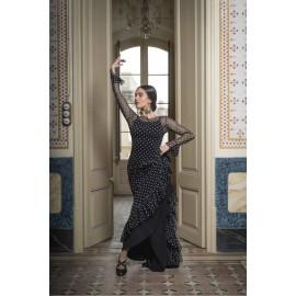 Flamenco Kleid Carcans