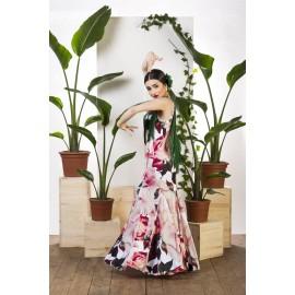 Flamenco Kleid Gojar