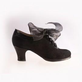 Begoña Cervera Flamenco Shoes Model Millenial customized