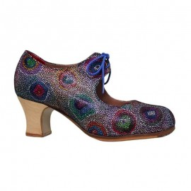 Roberto Garrudo Flamenco Shoes Model 19315